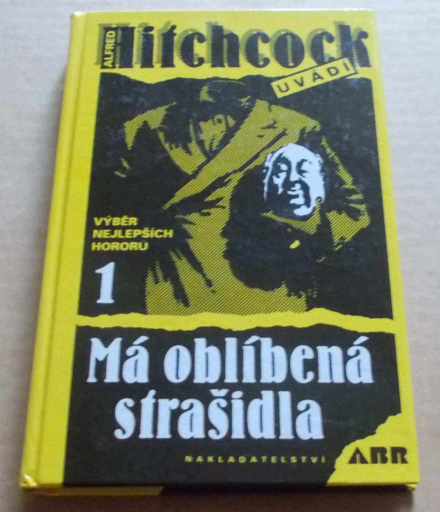 antikvariát alfred hitchcock moje oblíbená strašidla 1 grafika