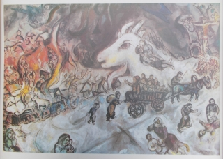 Marc Chagall: The War